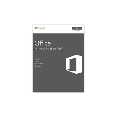 Office Home & Student 2016 for Mac Product Key