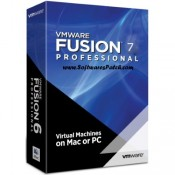 VMware Fusion 7 Pro Key for MAC
