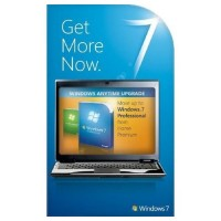 Microsoft Windows 7 Anytime Upgrade Key - Home Premium to Professional