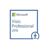 Microsoft Visio 2016 Professional Activation Code 32/64-bit Download