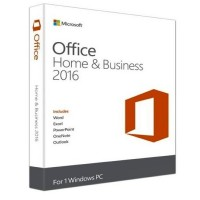 Office Home & Business 2016 Activation key